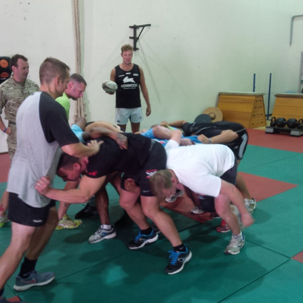 Rugby Coaching in Cyprus