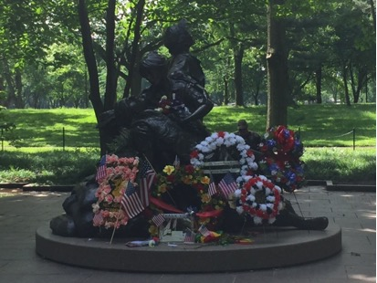 The Vietnam War Women's Memorial