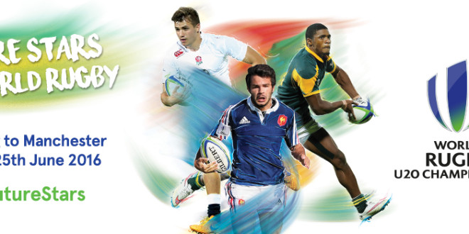 Ticket Deal for World Rugby U20 Championship