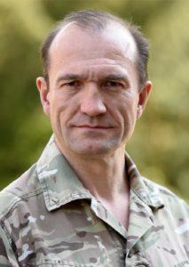 Maj Gen WF Bramble