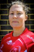 Captain Gemma Rowland