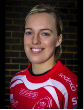 Gunner Jessica McAuley