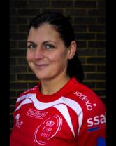 Bombardier Katie Garside