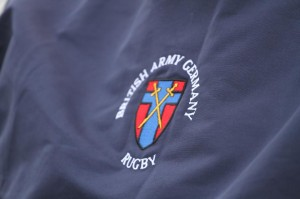 British Army Germany Rugby