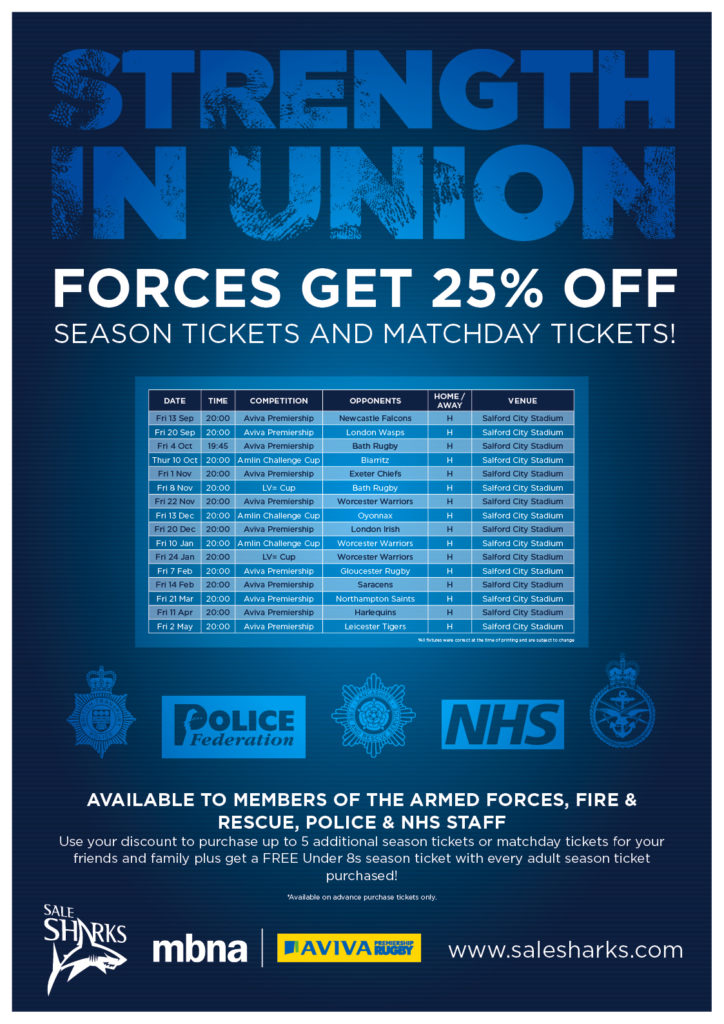 Forces Discount Poster7