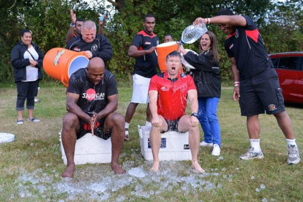 Management Ice Bucket Challenge