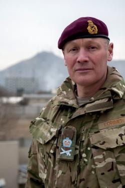 Liutenant General J G Lorimer