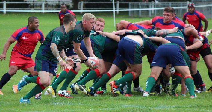 R Welsh v 12 Regt 3