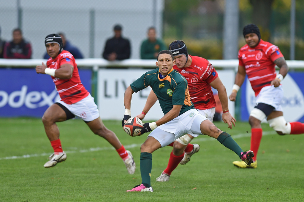 British Army v South Africa