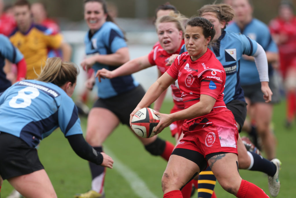 Army Rugby - Women v Nomads