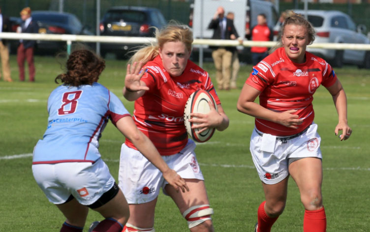 Army Women Deliver Against Resurgent RAF