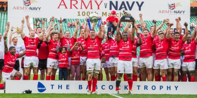 Army v Navy The 100th Match