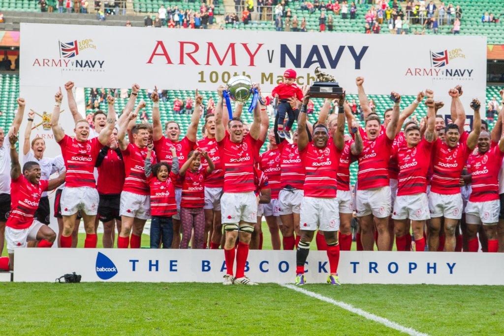 Army v Navy The 100th Match