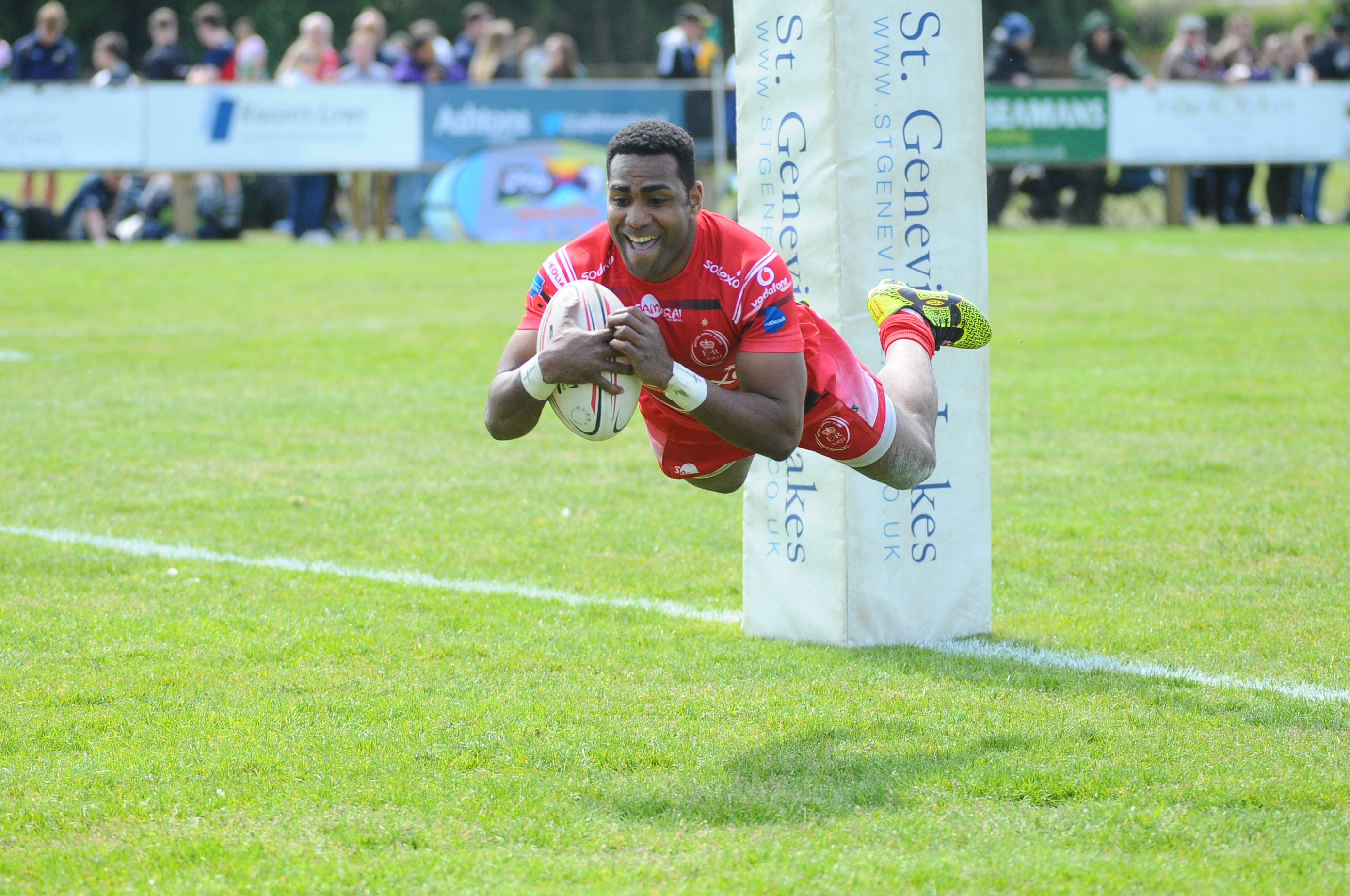 Army 7s burn it up at Bury Supper Sevens Series