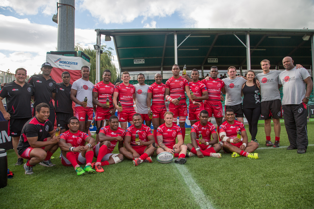 Army 7s Take the Plate in the Third Round of the IPRO Sport GB 7s