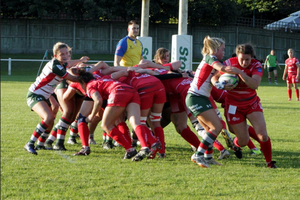 Army Women v Firwood Waterloo – 08th September 2017