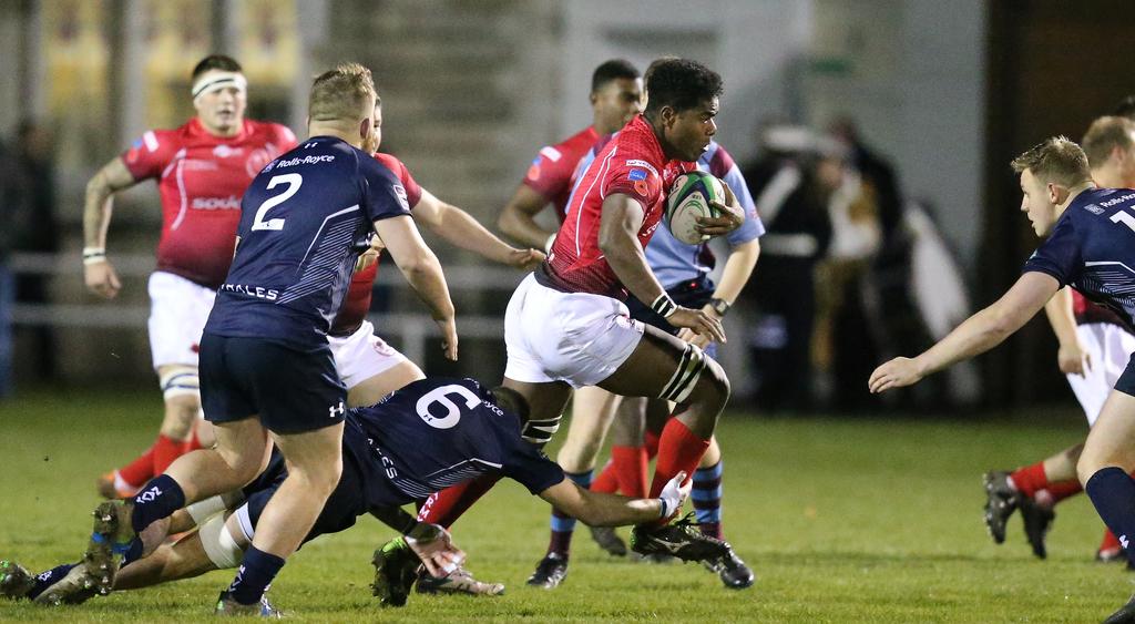 Army U23s draw a line on their Season