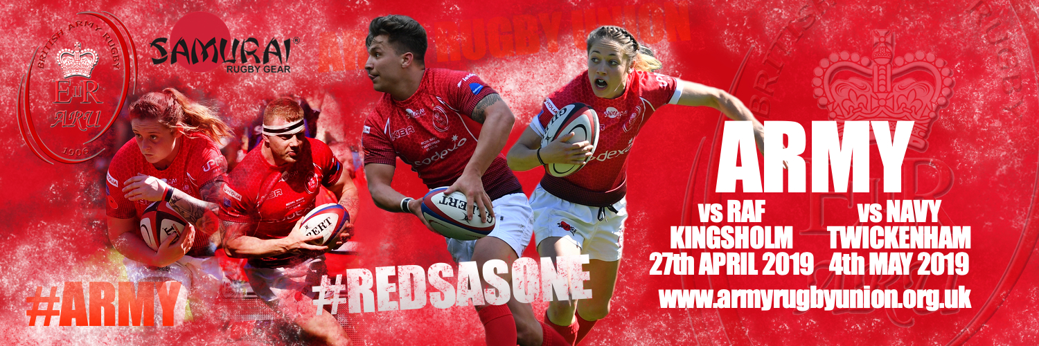 Army Rugby Union Header Image