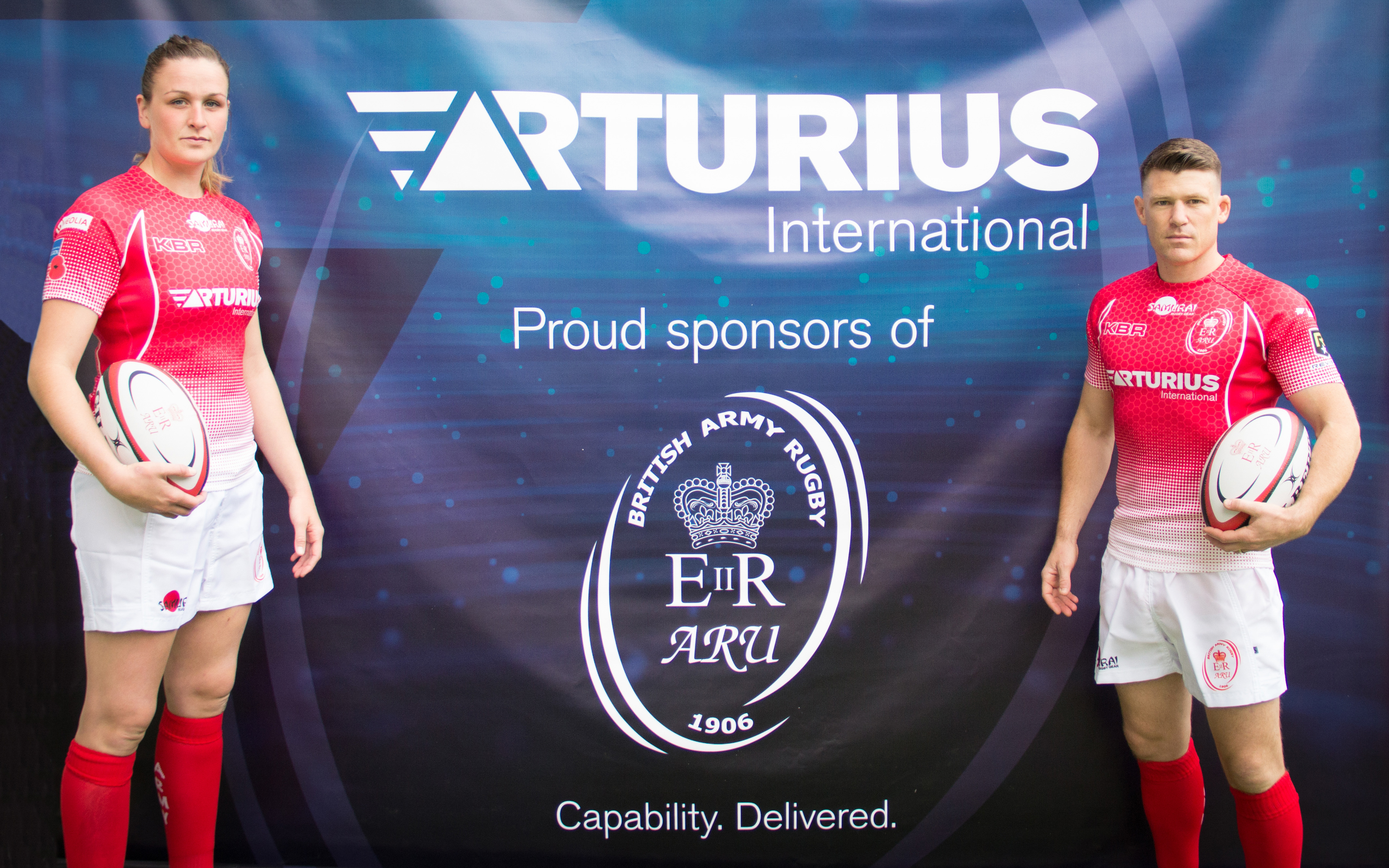 Army Rugby Union Announces Sponsor Partnership With UK Security & Defence Firm Arturius