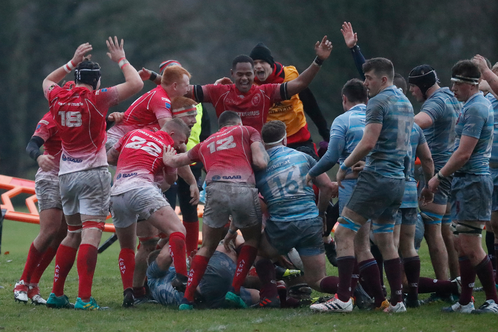 Army Young Guns blow away the Royal Air Force U23 to clinch the U23 Inter Services Championship for the first time in Four Years