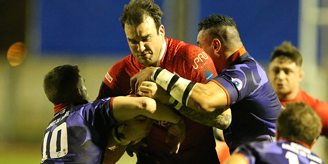 Cpl Lewis Bean signs for Northampton Saints