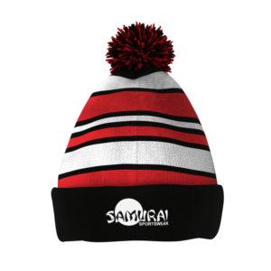 ARU Bobble Hat - Black