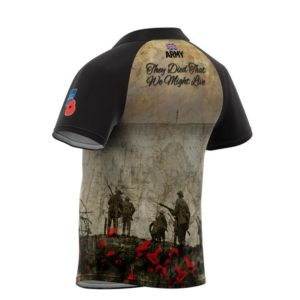 2016 Remembrance Shirt - Battle of the Somme Commemoration
