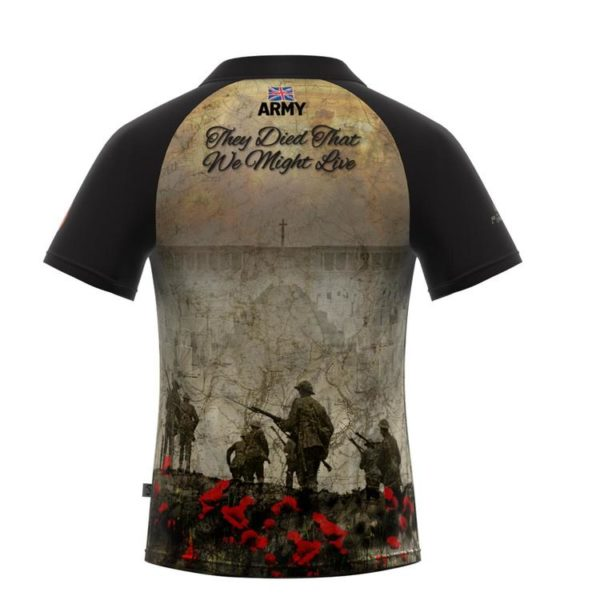 Ladies 2016 Remembrance Shirt - Battle of the Somme Commemoration