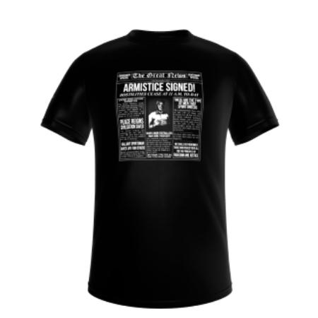 WW1 Centenary Commemorative T-Shirt