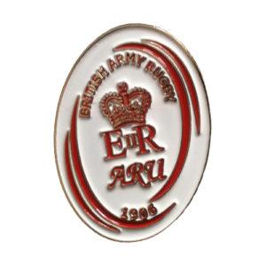 White ARU Badge