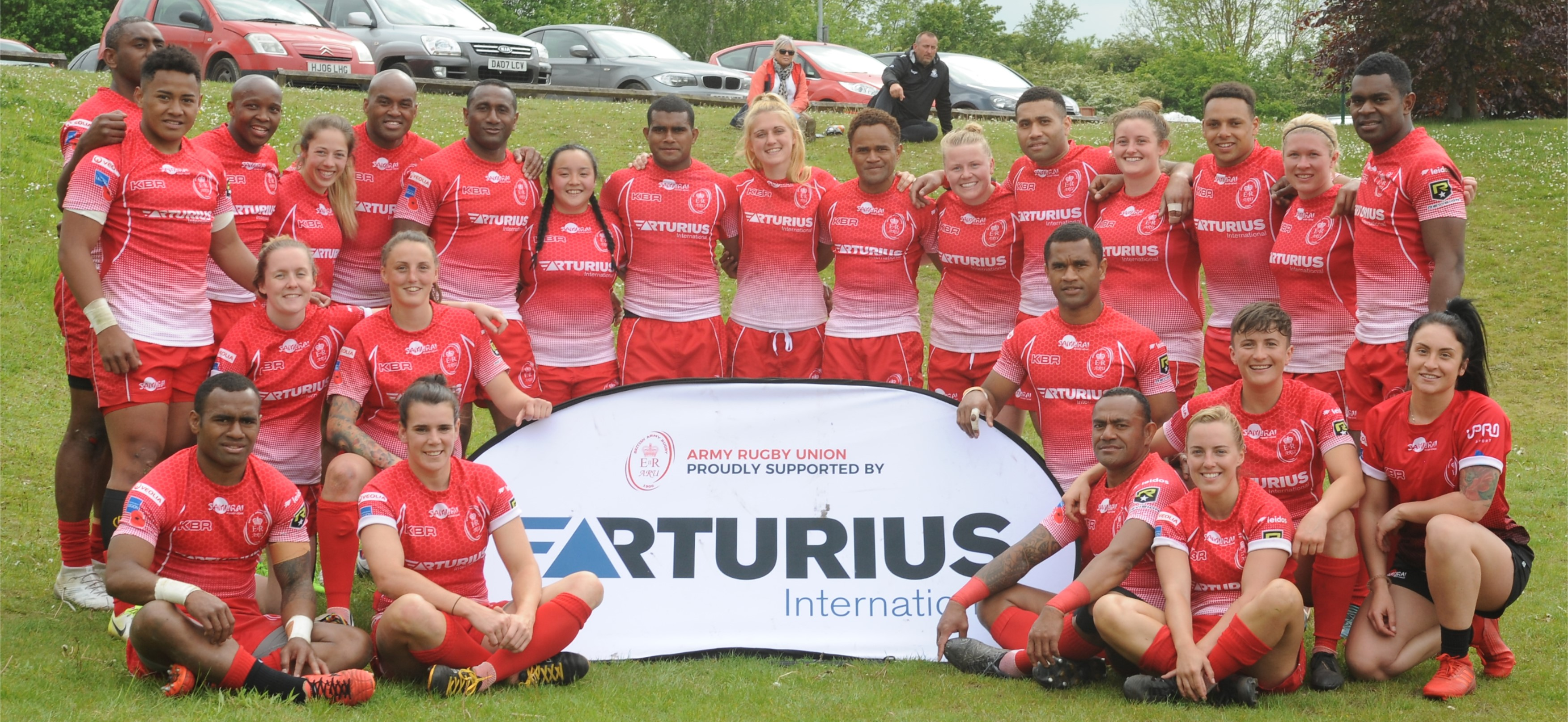 Army 7s Squads Named for Harpenden 7s