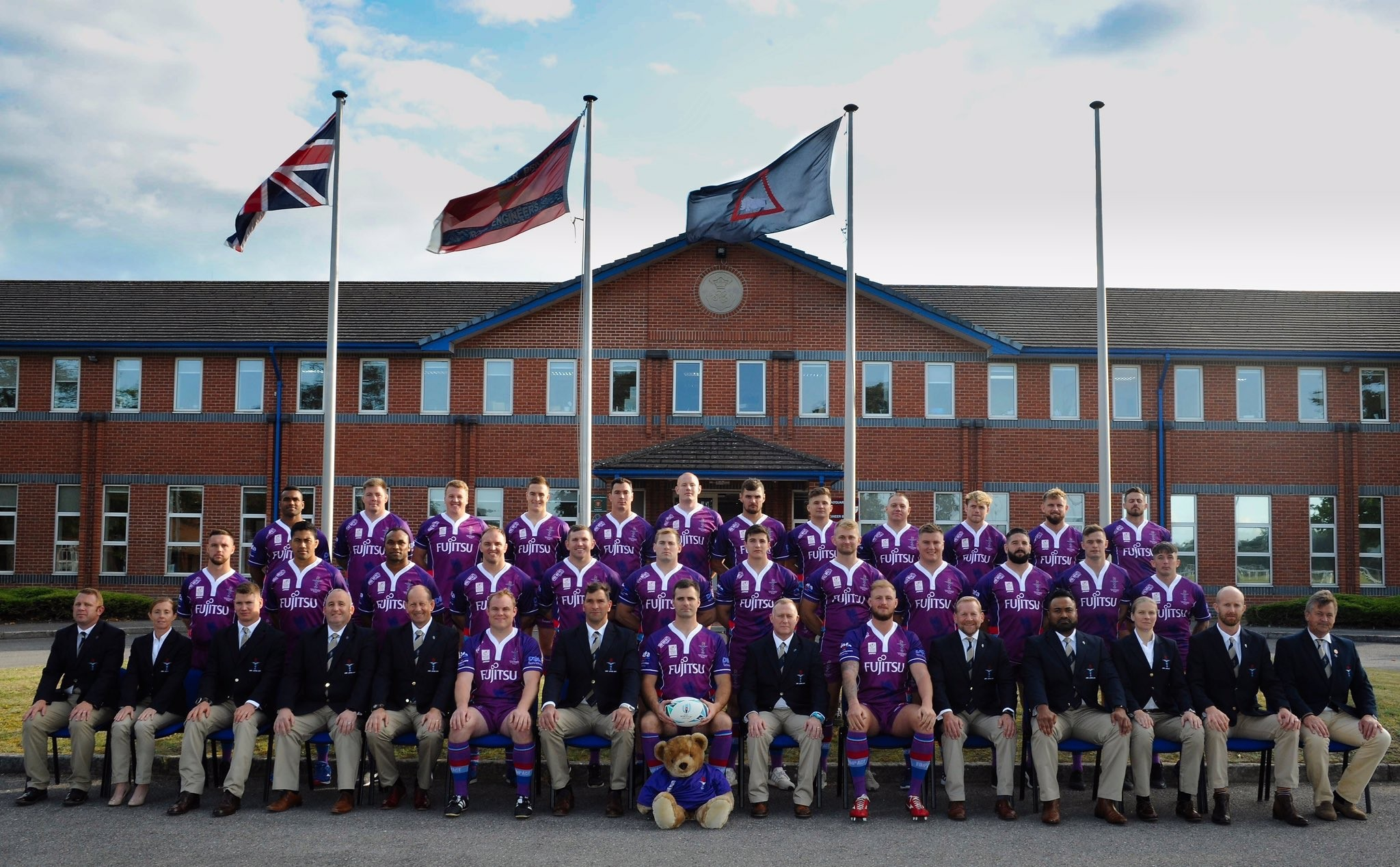 IDRC 2019 UKAF Team to face Georgia