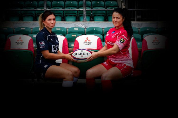 Army v Navy Match - 1st Women's game at Twickenham - Promotional photo shoot.