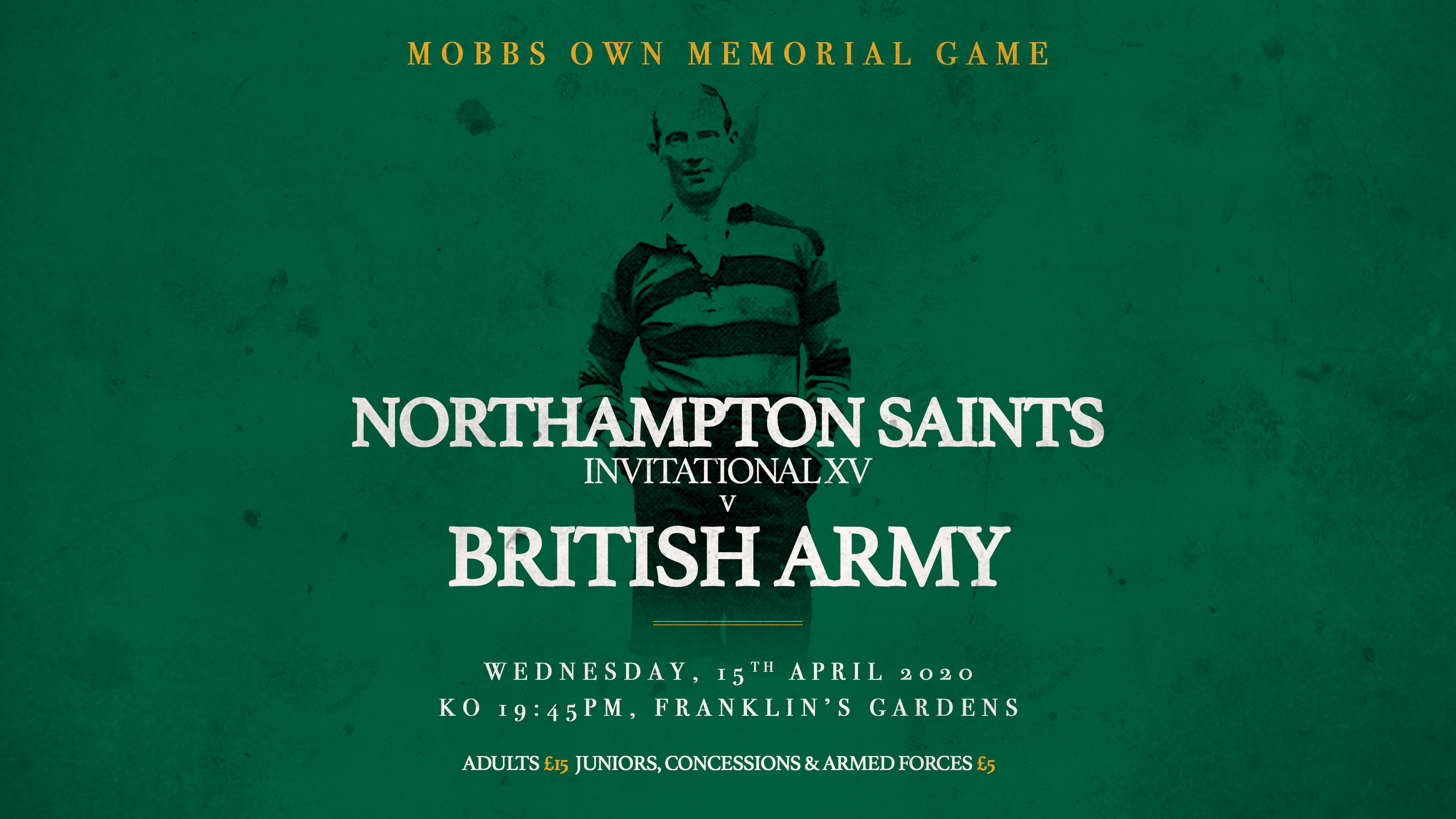 Date for 2020 Mobbs Memorial Match Announced