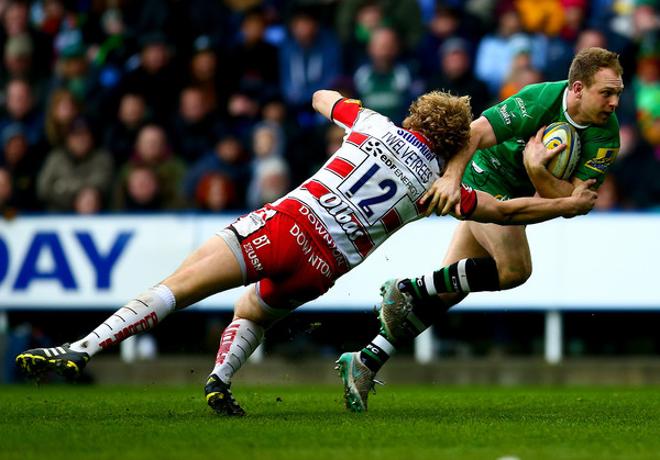 ABF the Soldiers Charity partner with London Irish for Gloucester clash