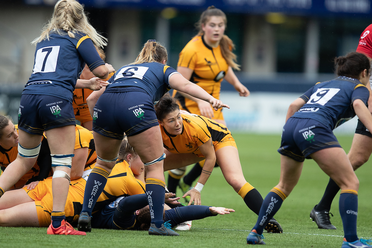 Army trio kitting up for Premier 15s Round 4