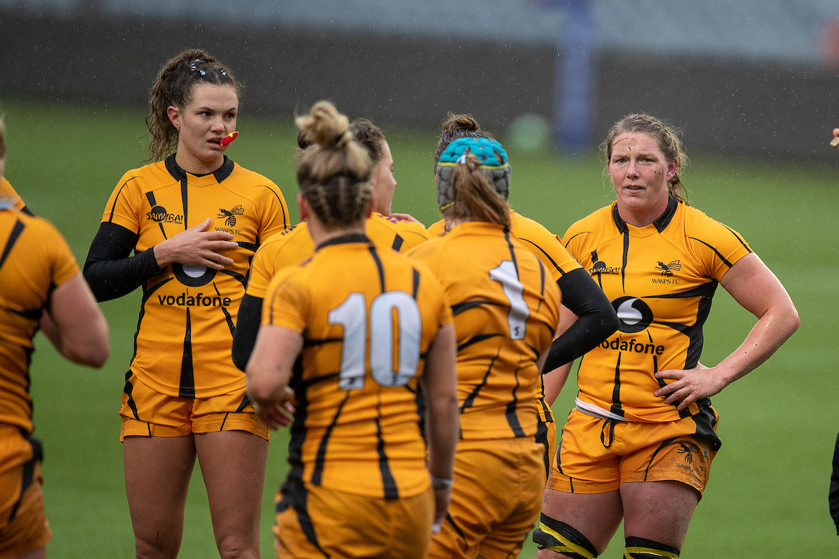 Another win for our Wasps women