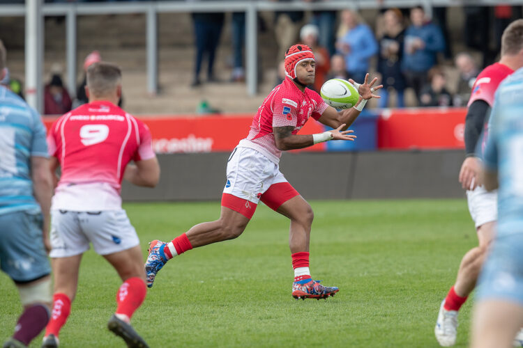 Army v Royal Air Force, Interservices 2019, Kingsholm Stadium, 27th April 2019Army v RAF  The Army men scored 6 first half tries plus 2 in the second half to comfortably beat the RAF 49-3Army v RAF  The Army men scored 6 first half tries plus 2 in the second half to comfortably beat the RAF 49-3