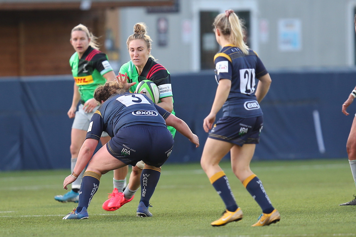 Return to club action for Army men and women