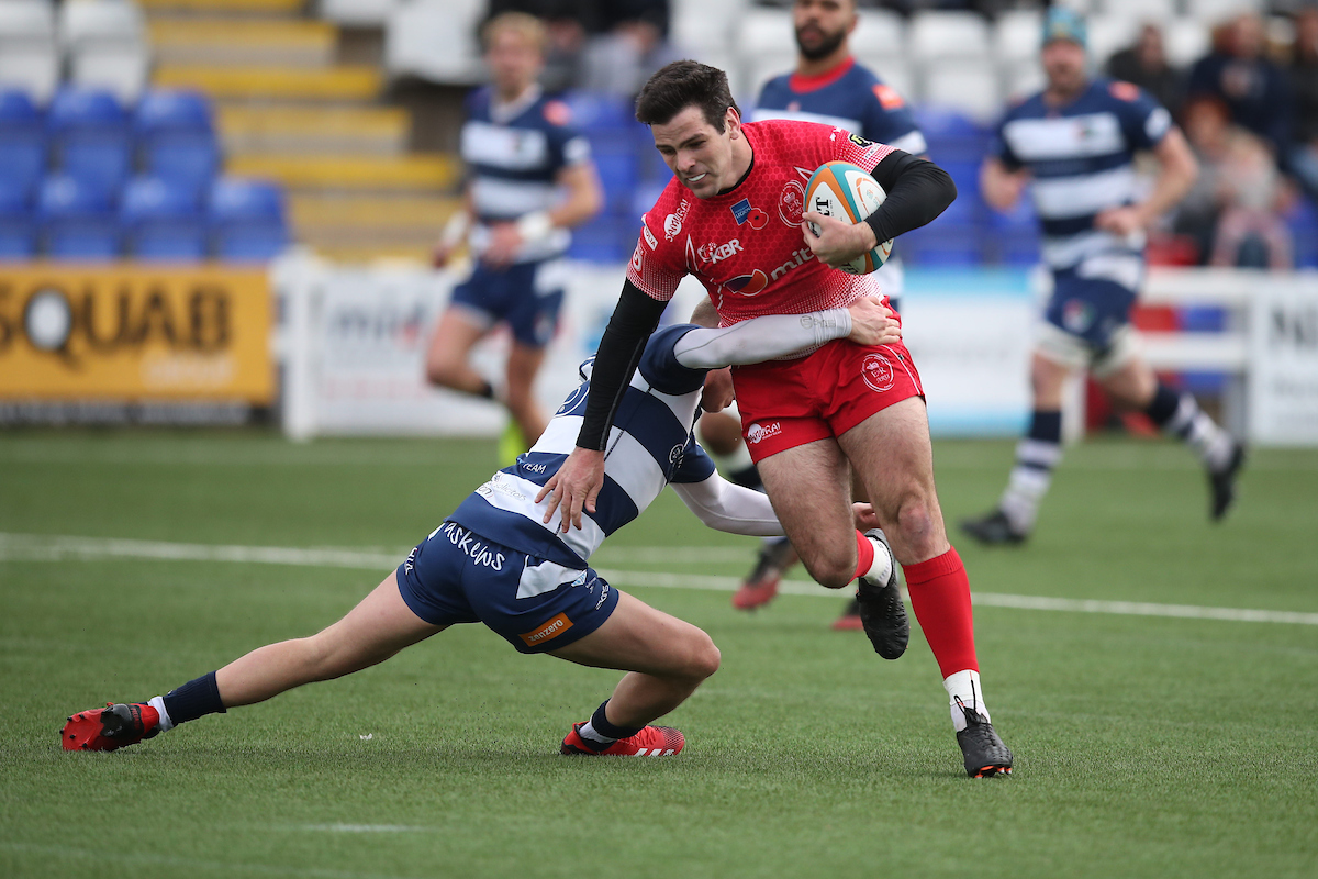 Being in a Championship environment is exciting, says Army centre
