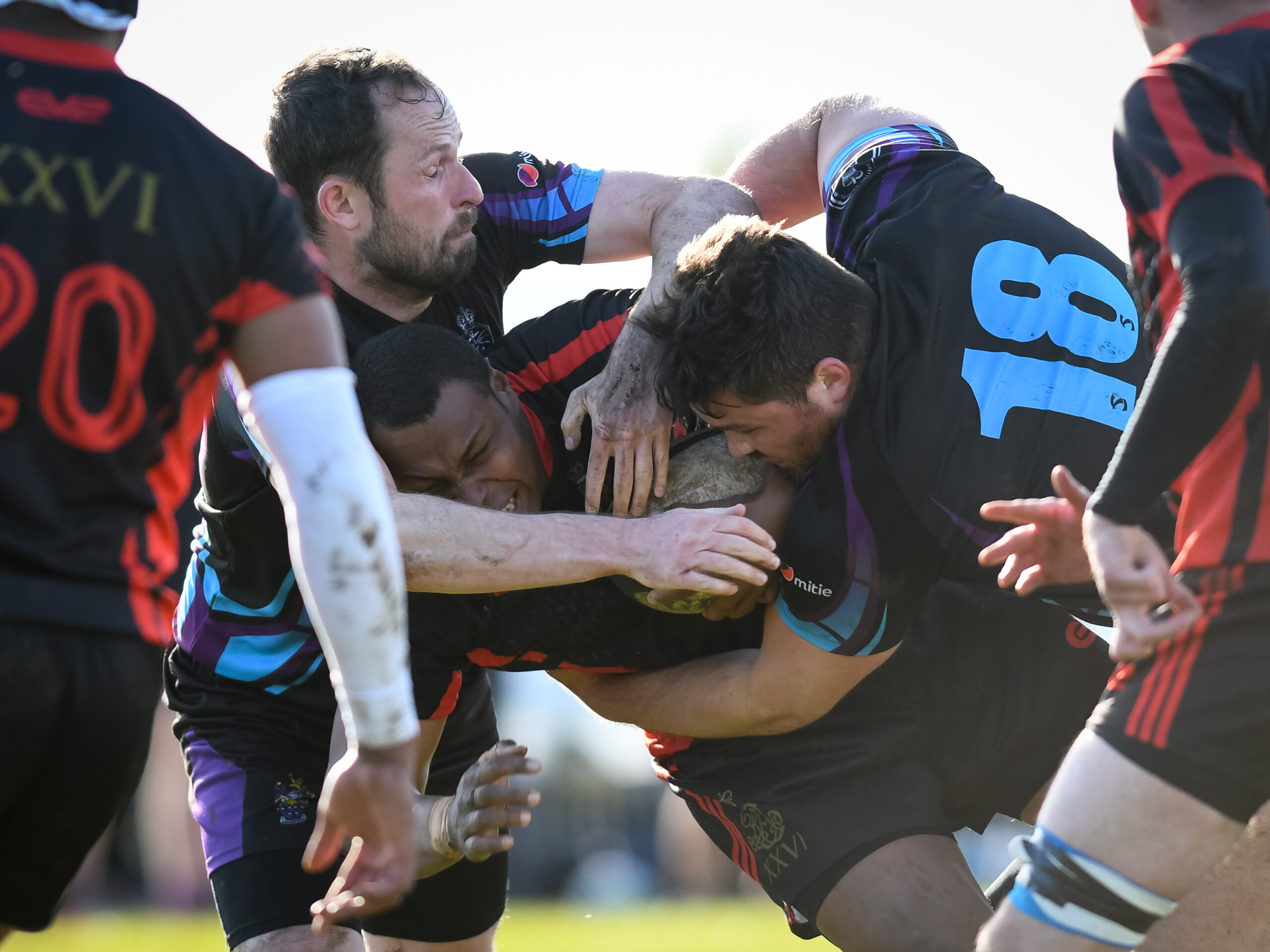 Unit Rugby is Back – Abbey Wood v 26 Regt RA