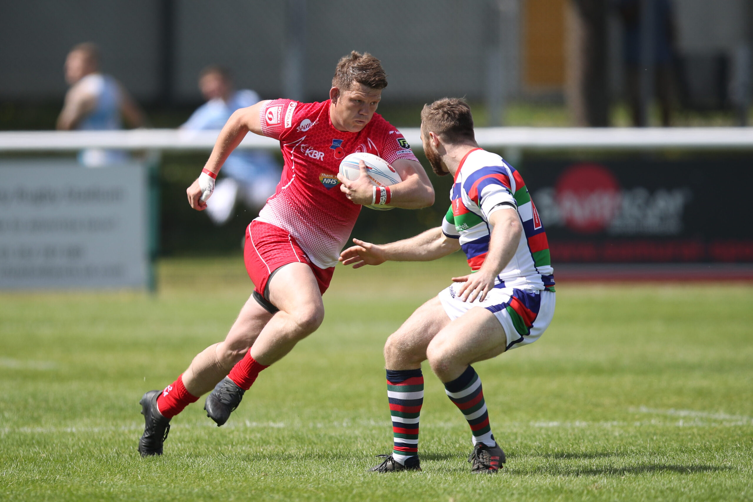 Forces rivalry the highlight of Newbury Sevens