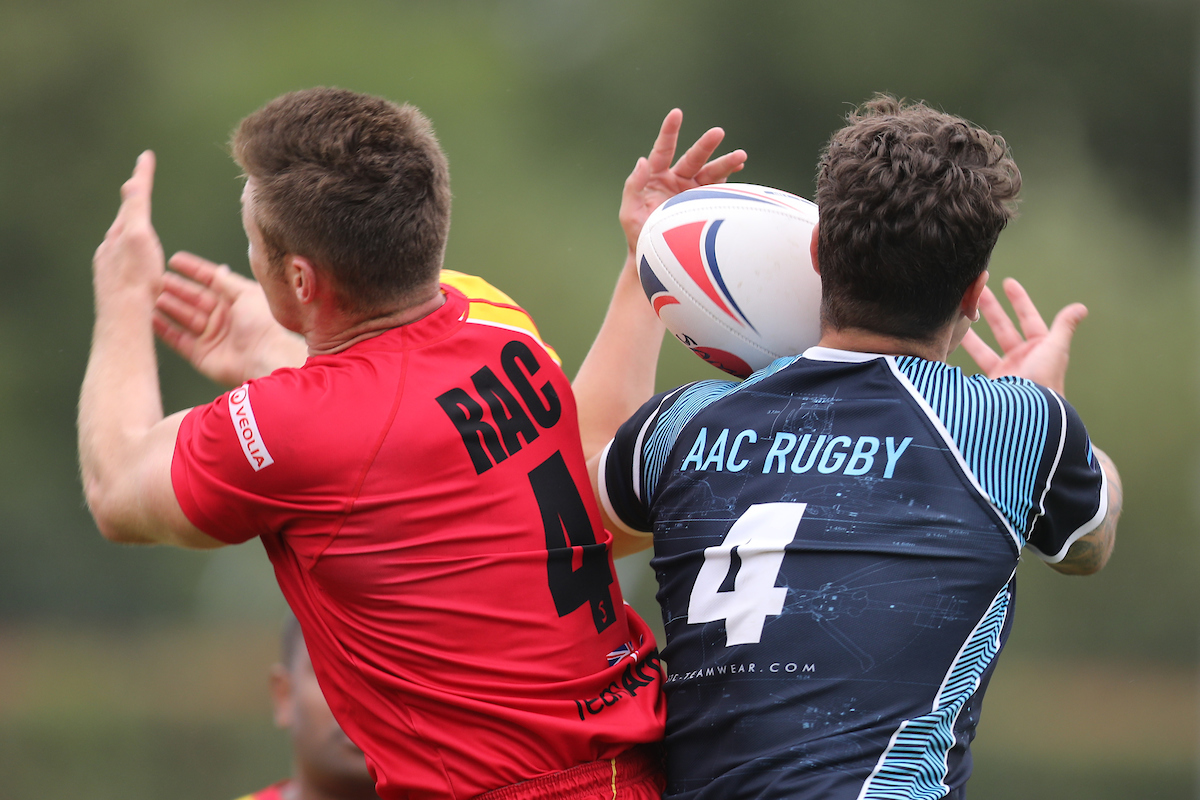 Community Rugby back on the field