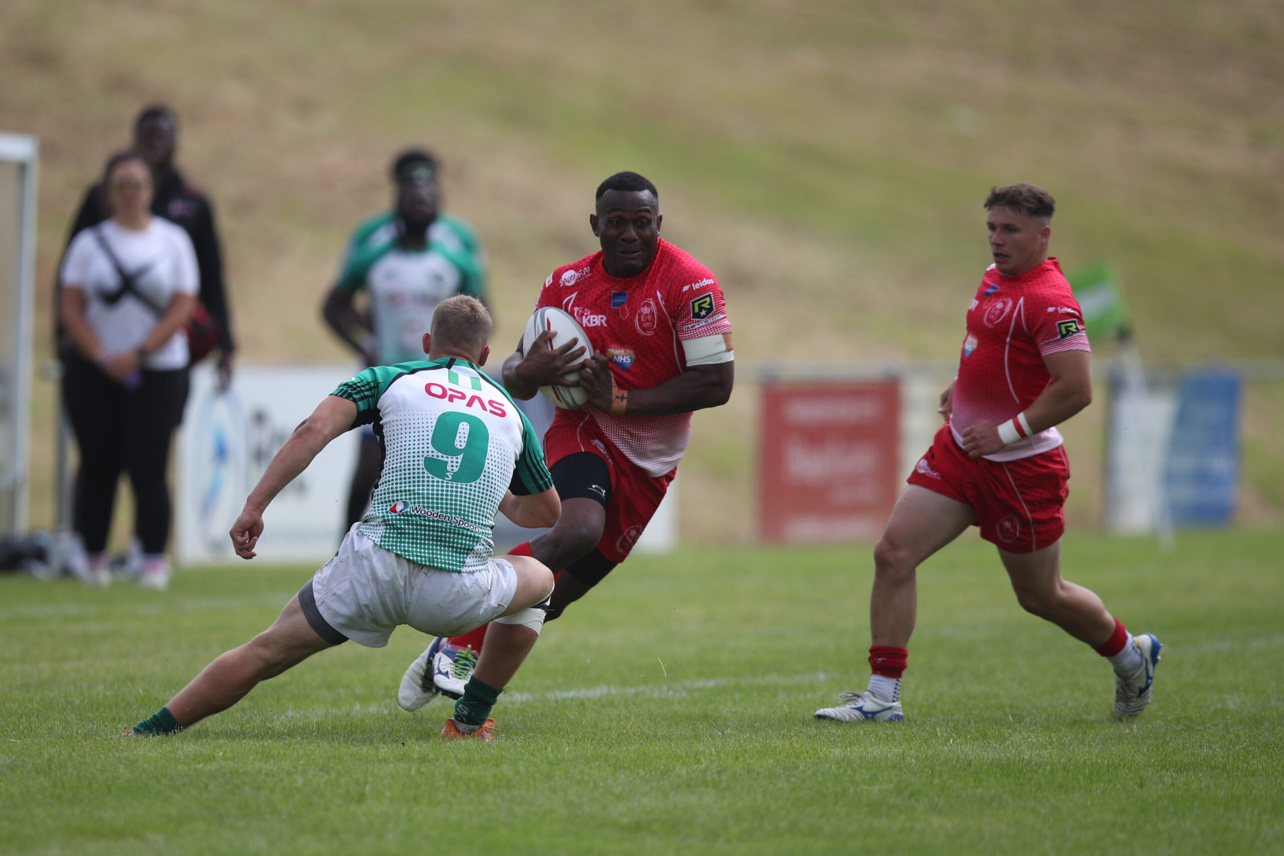 Tough draw for Army Sevens in Nottingham