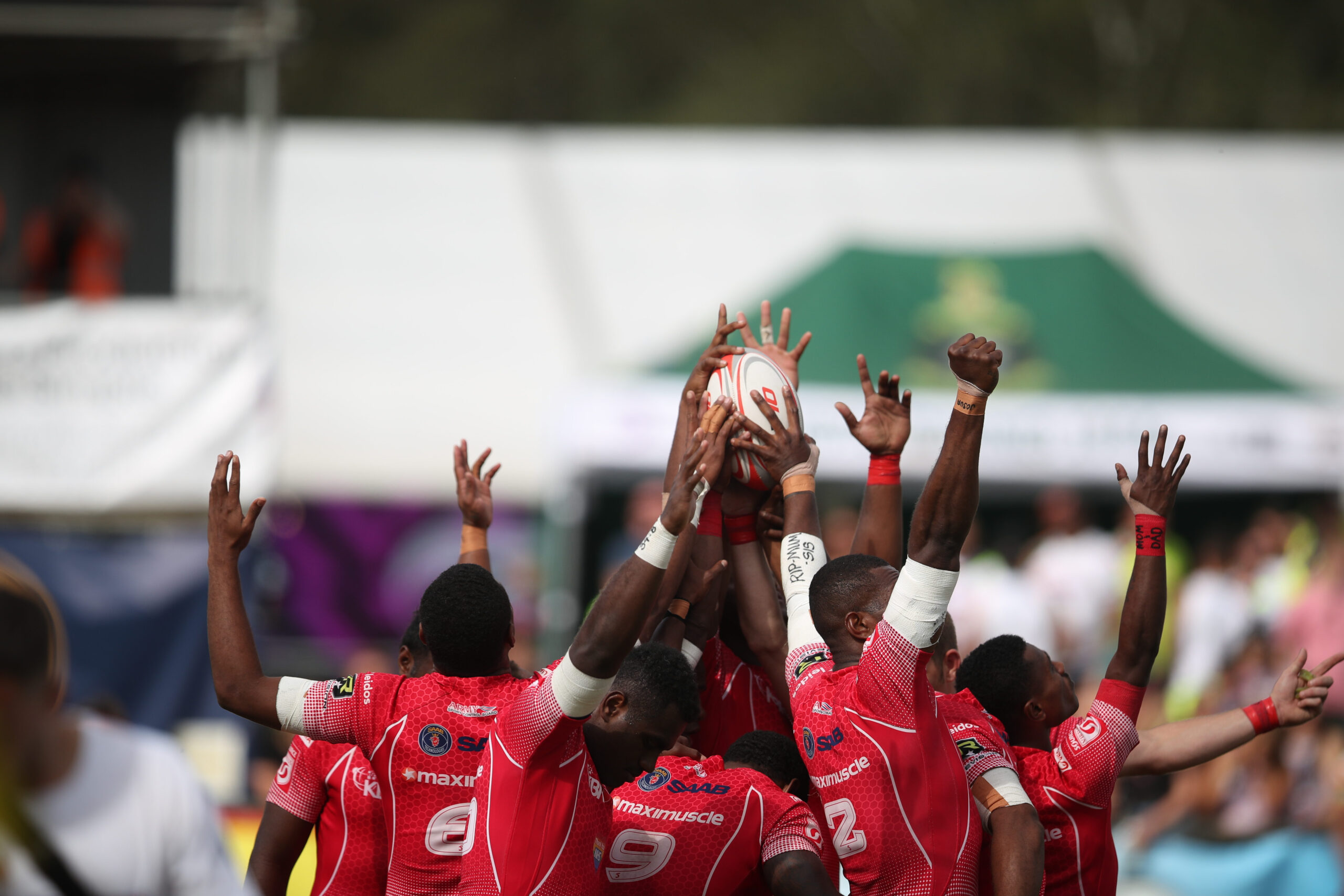 More finals for red shirt Sevens teams